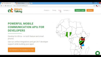 USSD Gateway – Creating A Simple USSD Application Using Africa's Talking USSD Gateway