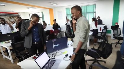 USSD Gateway – Helping Africa Connect